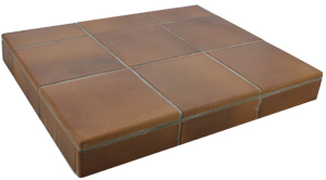 Flame Brown Quarry Tiles
