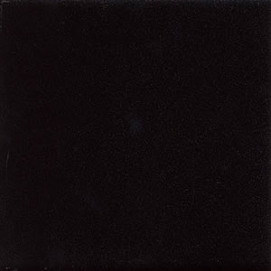 Basalt Black Plain Tile