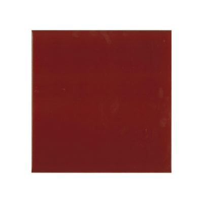 Burgundy Plain Tile