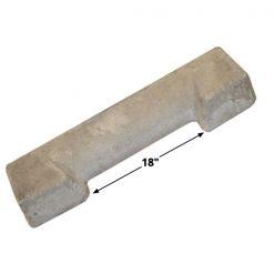 16 inch Fondu Lintel