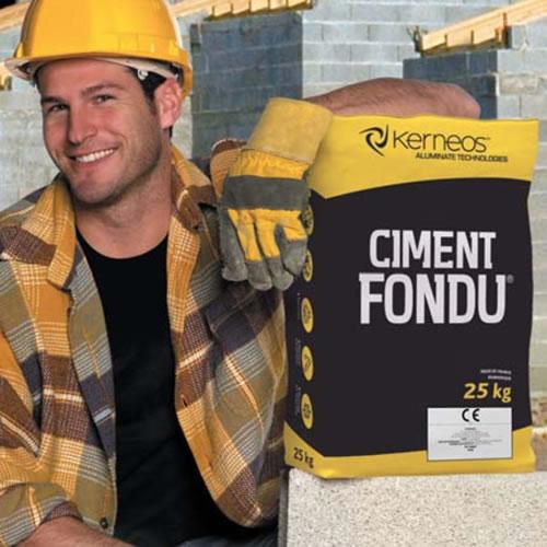 25kg Ciment Fondu