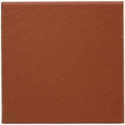 Flame Red 150x150x12mm (6×6″) Round Edge Quarry Tile