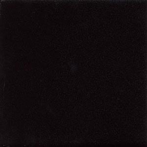 Basalt Black Plain Tile