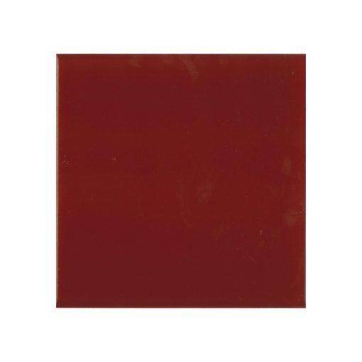 Burgundy Plain Tile