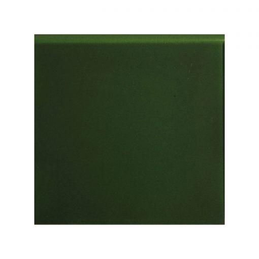Victorian Green Round Edge Tile