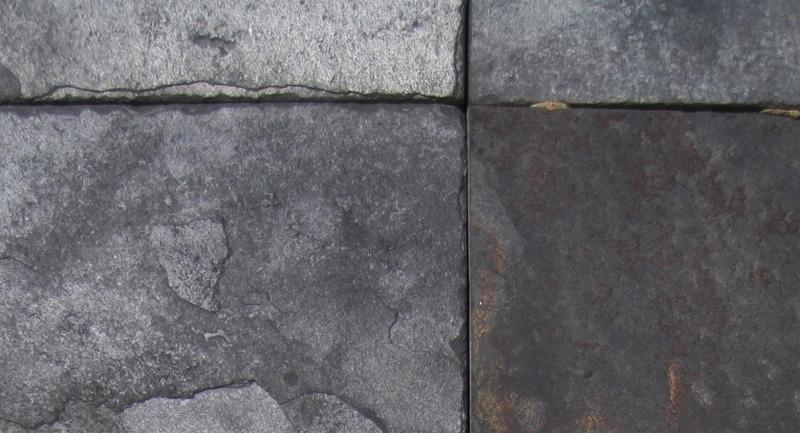 Slate Hearth Tiles