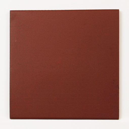 Brick Red Non Slip Porcelain Floor Tile 146x146x8mm
