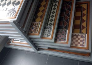 Victorian Floor Tiles FireTile Showroom