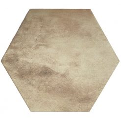 Beige Hexagon Tiles