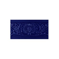 "Victorian Blue Thistle 6""x3"" Moulding"