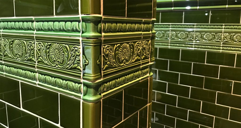 Victorian Wall Tiles