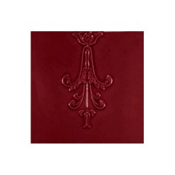 """Burgundy Minor Pendant 6""""x6"""" Tile"""