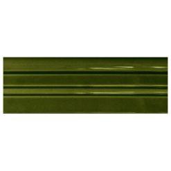 "Jade Fluted Skirt 9""x3"" Panel"