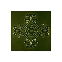 "Jade Medallion 6""x6"" Tile"