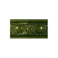 """Jade Royal Garland Dado 6""""x3"""" Wall Tile"""