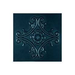 """Midnight Medallion 6""""x6"""" Tile"""