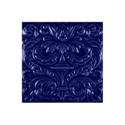 "Victorian Blue Imperial 6""x6"" Tile"
