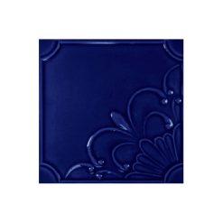"""Victorian Blue Royal Windsor Quarter 6""""x6"""""""