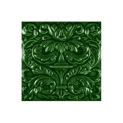 "Victorian Green Imperial 6""x6"" Tile"
