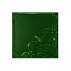 "Victorian Green Royal Windsor Quarter 6""x6"""