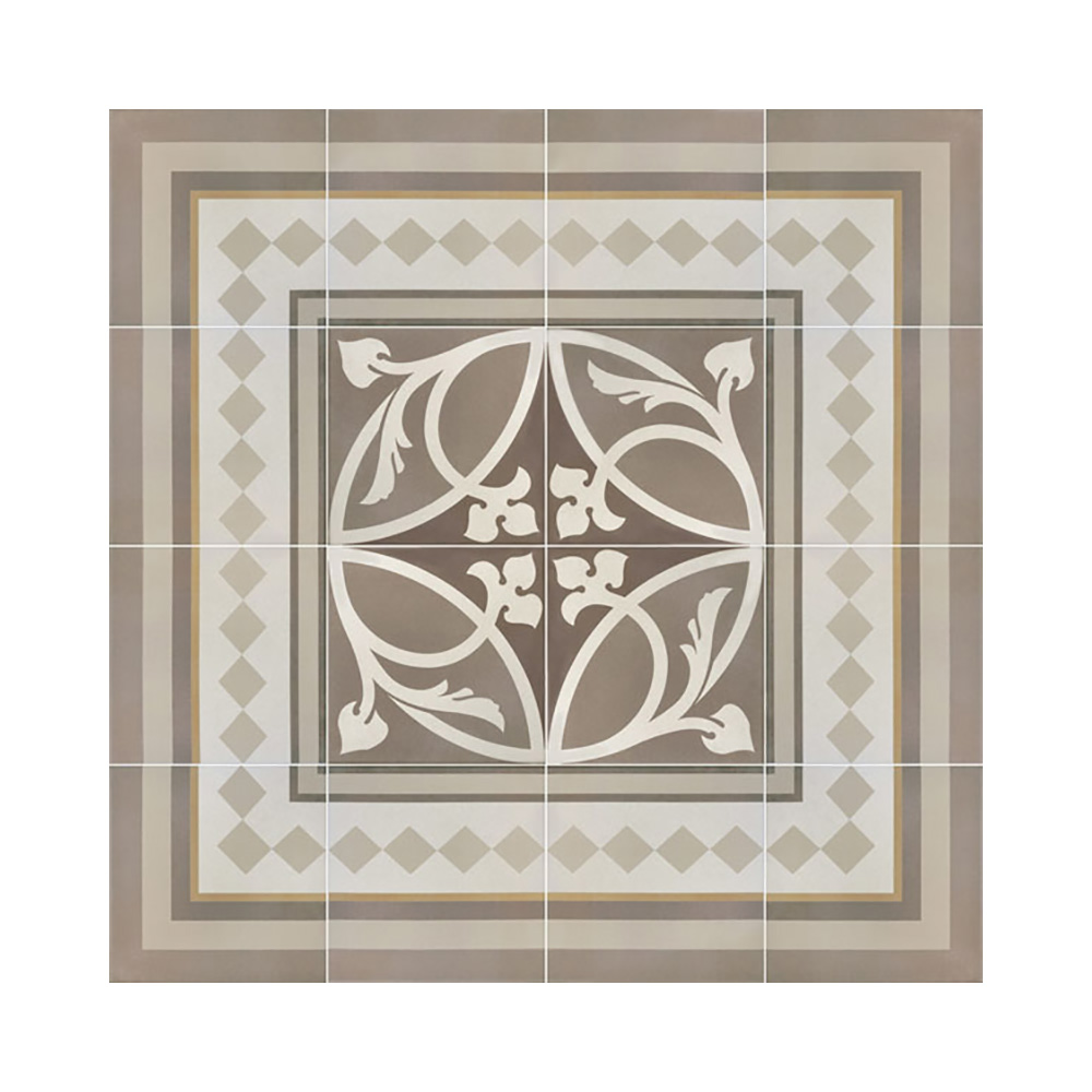 Prague Encaustic Effect Porcelain Tiles