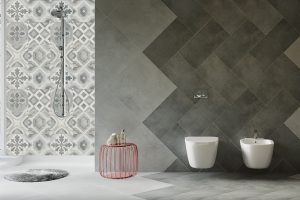 Sorbonne Encaustic Style Porcelain Tile